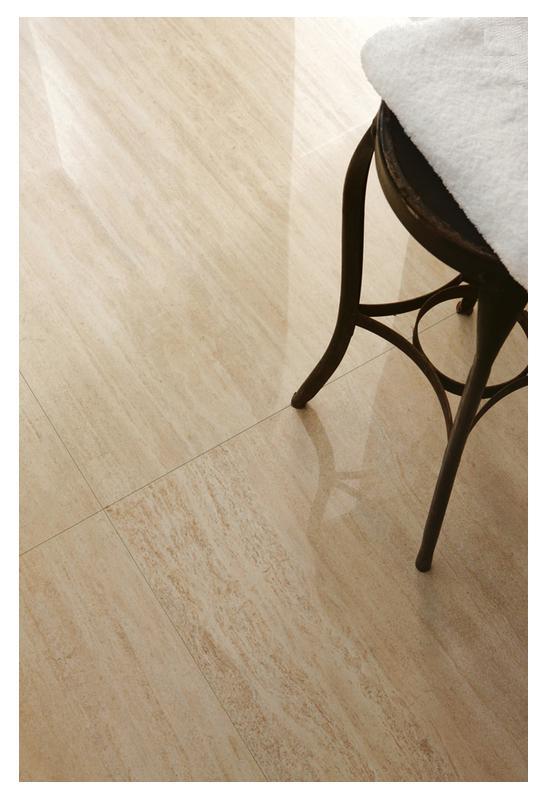 kerlite exedra travertino travertine lux 1000 x 1000. Black Bedroom Furniture Sets. Home Design Ideas