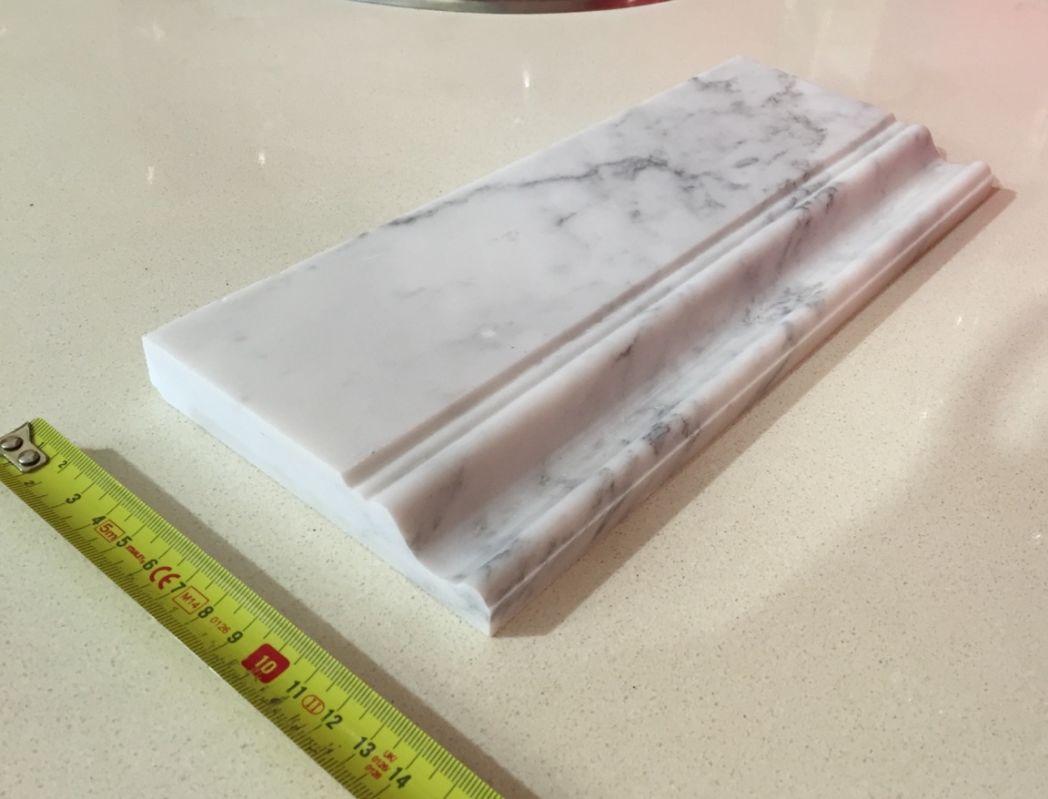 Carrara C Marble Honed Skirting Tile Tile Amp Stone Gallery