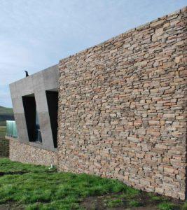 065 external wall