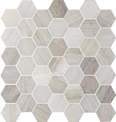 Sirocco Hexagon Mid Concrete