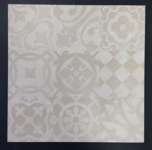Studio 1 Ivory Decor 59.5×59.5