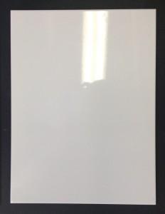 White Gloss Wall 30×40