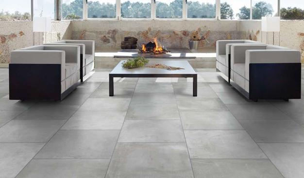 rak cementina light grey tile stone gallery. Black Bedroom Furniture Sets. Home Design Ideas