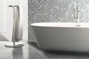 Contemporary Bath Detail