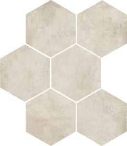Hex Clays Cotton R9 - 210 x 182