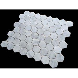 VM460-carrara-hexagon-honed-marble-mosaic-70x70