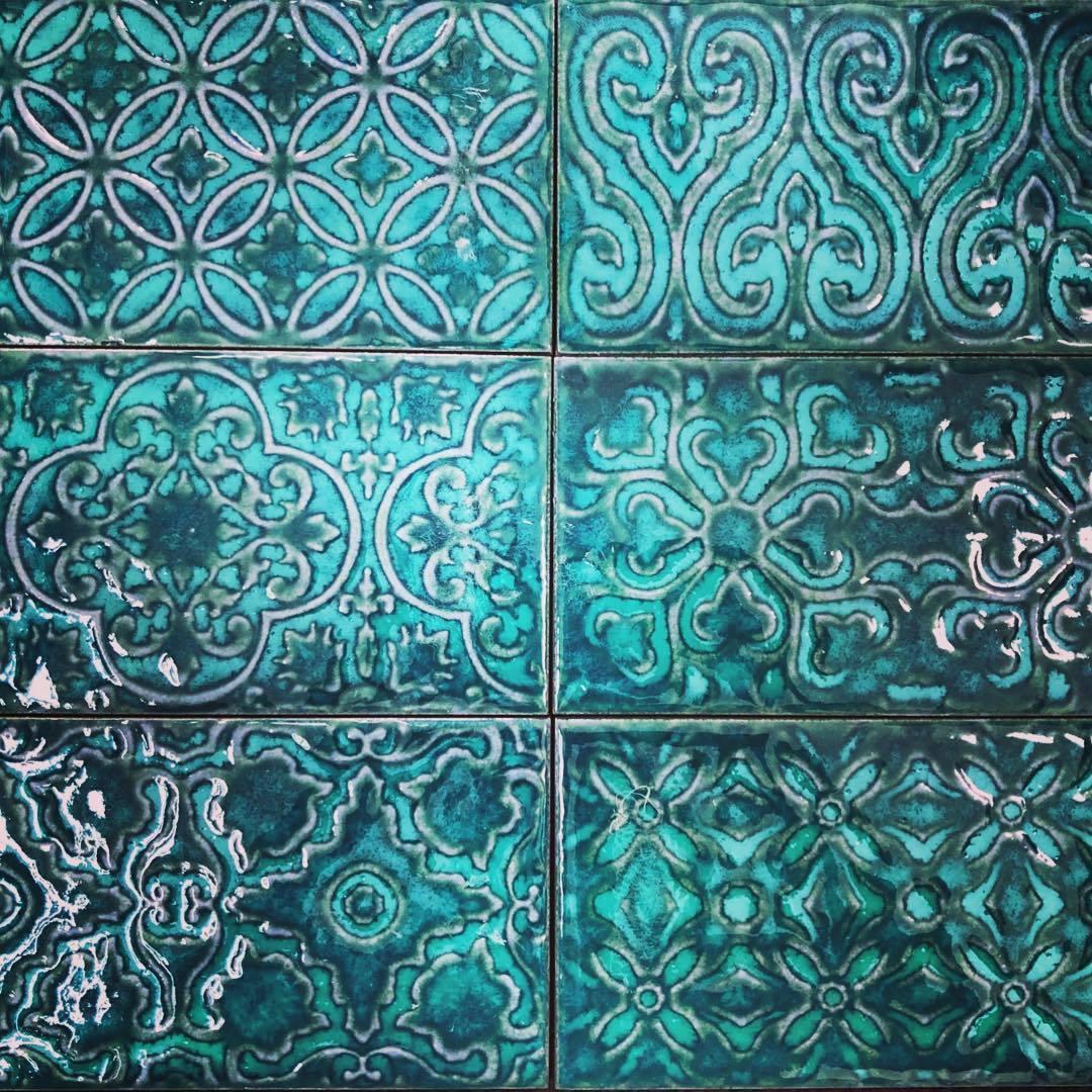 Zurbaran Turquesa Feature Subway Tile Amp Stone Gallery